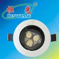 恒光LED天花灯A型单头系列